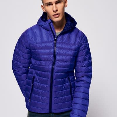 LBASUP33_Core_Down_Hooded_Jacket_Blue_Main